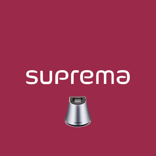 Suprema Desktop-Biometrie