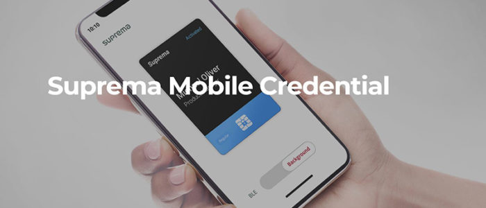 2020: the year of mobile credentials