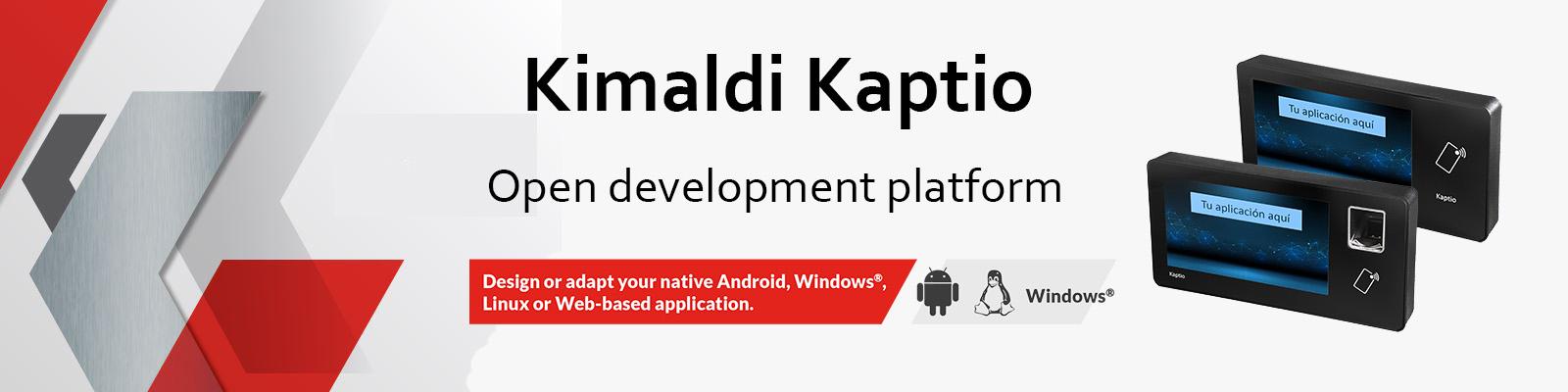 Kimaldi Kaptio - Open development platform