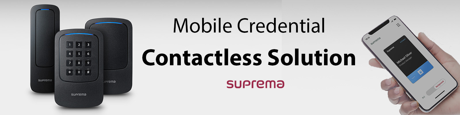 Suprema - Mobile Credential_Eng