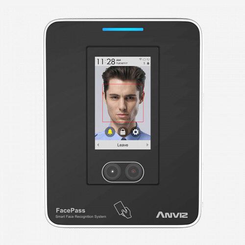 Anviz facepass 7 controle de acesso facial_kimaldi