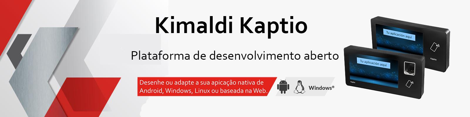 Kimaldi Kaptio - Plataforma de desenvolvimento aberto