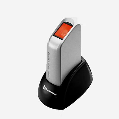 Anmeldungen und Stornierungen von Mitgliedern mit USB-Fingerabdruckleser in gyms_sports-Zentren
