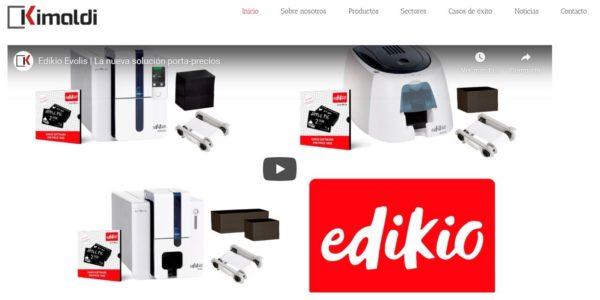 página porta precios edikio_evolis