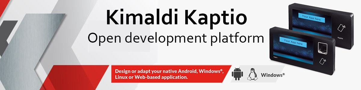 Kimaldi Kaptio - Open development platform_2