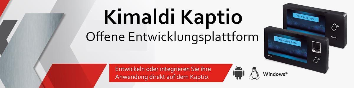 Kimaldi Kaptio - Plataforma de desarrollo abierta_2