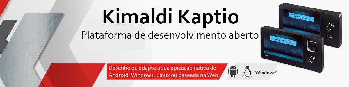 Kimaldi Kaptio - Plataforma de desenvolvimento aberto_2