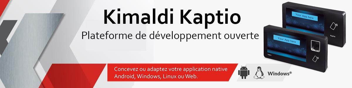 Kimaldi Kaptio - Plataforme de développement ouverte_2