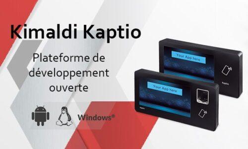 Kimaldi Kaptio - Plateforme de développement ouverte