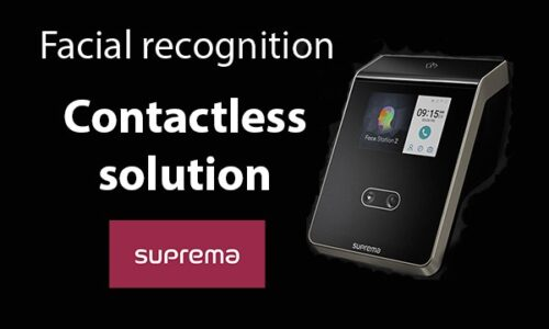 Suprema - Contactless readers