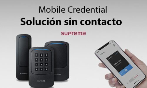 Suprema - Mobile Credential_ESP