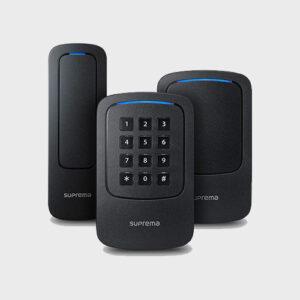 control de presencia por tarjeta y móvil suprema xpass 2