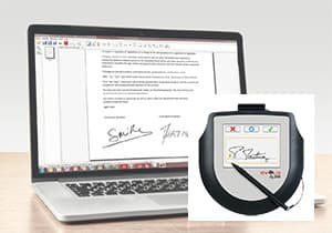 Firma digital en documentos electronicos