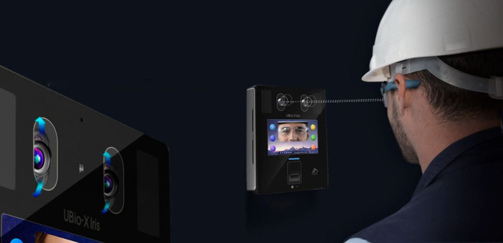 Nitgen Ubio-X reconocimiento iris