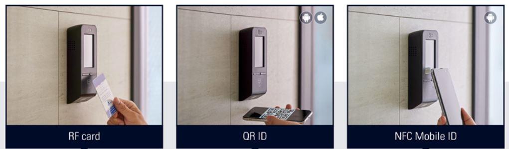 Duali iTouch popX_RFID, QR, NFC_