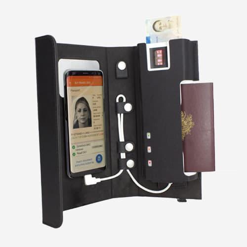 Elyctis ID BOX One 341 con funda