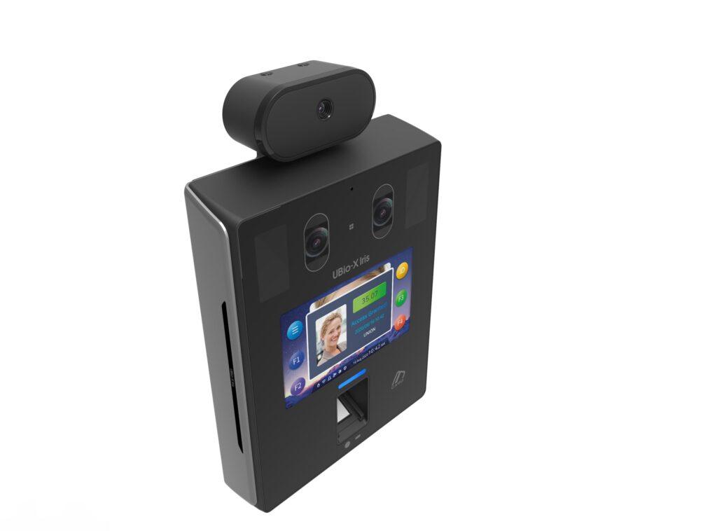 Nitgen Ubio-X Iris con sensor térmico
