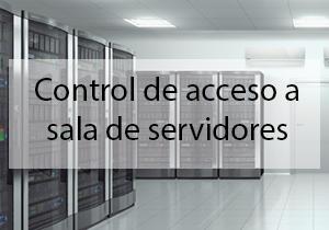 Server Room Access Control