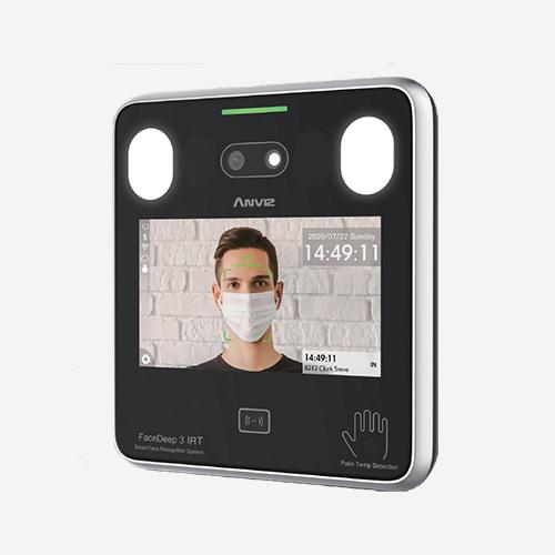 Anviz FaceDeep 3-IRT-Gesichtszutrittskontrolle mit Temperaturerfassung