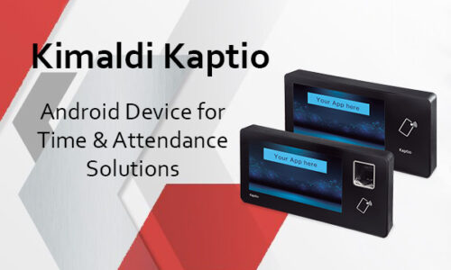 Kimaldi Kaptio - Android device for T&A solutions_mobile