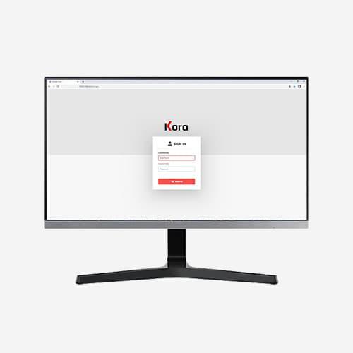 Kimaldi Kora - software de control horario
