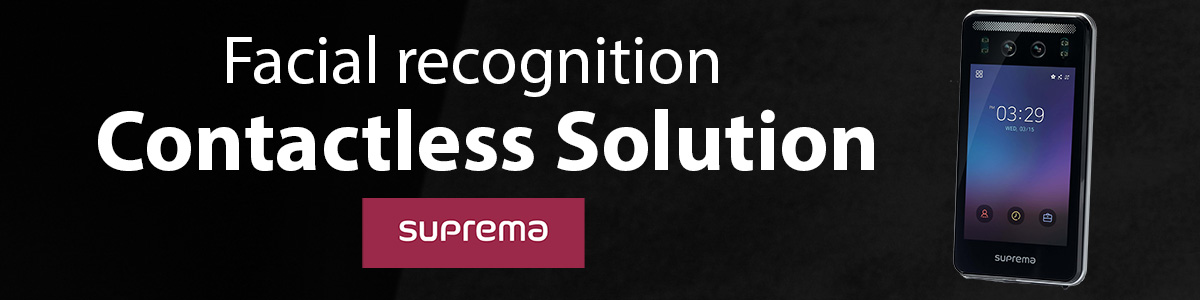 Suprema - Contactless solution