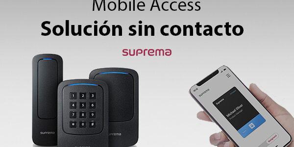 Suprema - Mobile Access_ESP