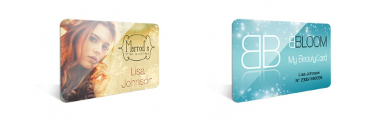 tarjetas de fidelizacion