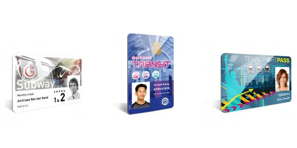 tarjetas para transporte