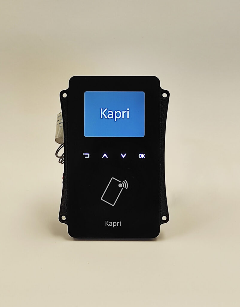 Kimaldi Kapri- Módulo para integración