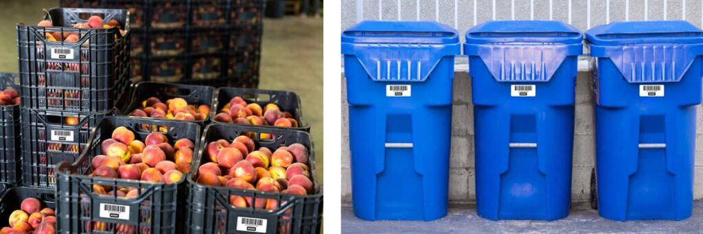 gestion de residuos y seguimiento de mercancias tags SlimFlex