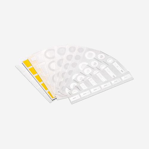 HID Inlay & Label