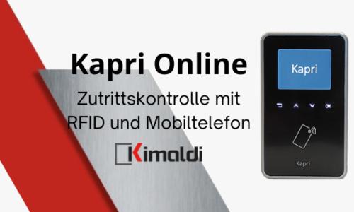 Kimaldi Kapri Online_mobile_DE