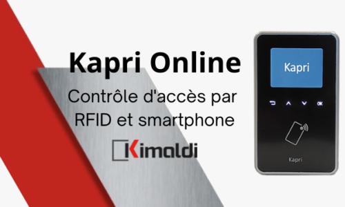 Kimaldi Kapri Online_mobile_FR