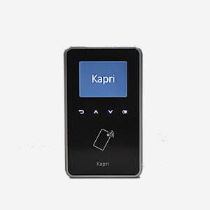 terminal de control de acceso kimaldi kapri