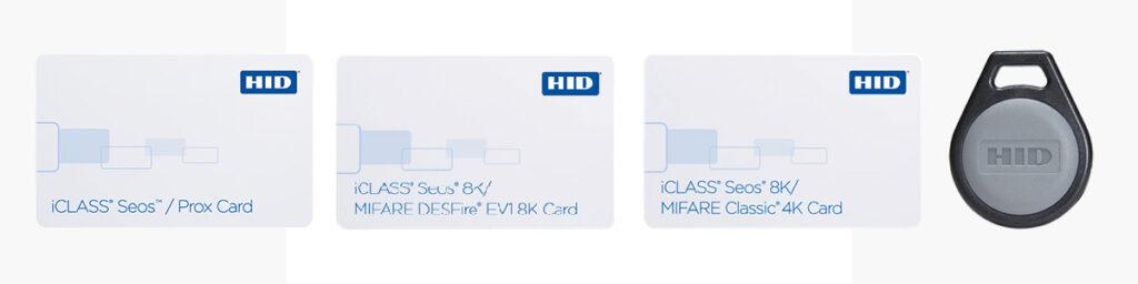 Tarjetas HID SEOS - tarjetas inteligentes Kimaldi