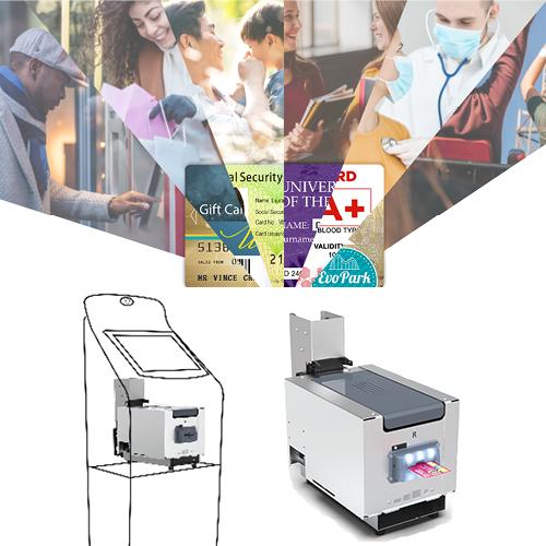 novas impressoras quiosque evolis