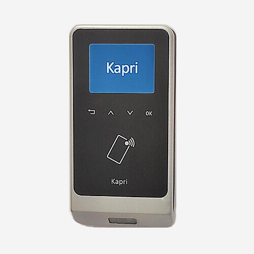 Kimaldi Kapri QR - Acceso por código QR y RFID